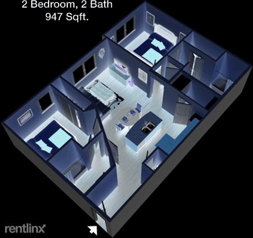 2 Bedrooms, Burleson-Joshua Rental in Dallas for $1,353 - Photo 1