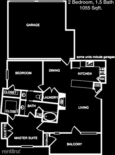 2 Bedrooms, Inwood Crossroads Condominiums Rental in Dallas for $2,120 - Photo 1