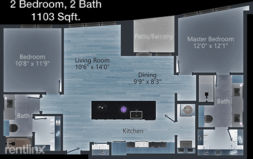 2 Bedrooms, Plano Rental in Dallas for $2,950 - Photo 1