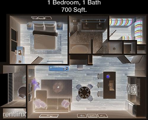 1 Bedroom, Waxahachie Rental in Dallas for $1,274 - Photo 1