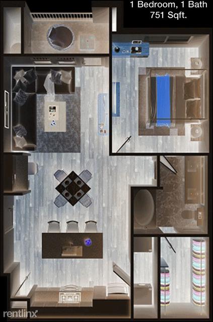 1 Bedroom, Midlothian Rental in Dallas for $1,315 - Photo 1