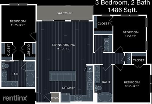 3 Bedrooms, Arlington Rental in Dallas for $2,262 - Photo 1