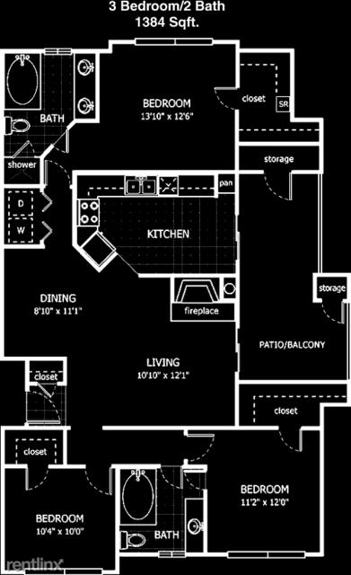 3 Bedrooms, Jefferson Oaks Rental in Dallas for $2,104 - Photo 1