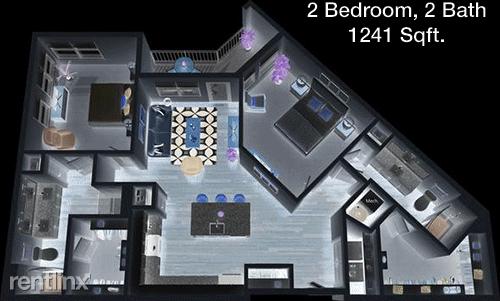 2 Bedrooms, Northeast Dallas Rental in Dallas for $1,883 - Photo 1
