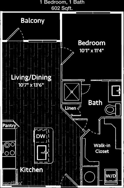 1 Bedroom, Northeast Dallas Rental in Dallas for $1,320 - Photo 1
