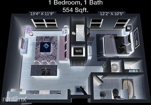 2 Bedrooms, Vitruvian Park Rental in Dallas for $1,624 - Photo 1