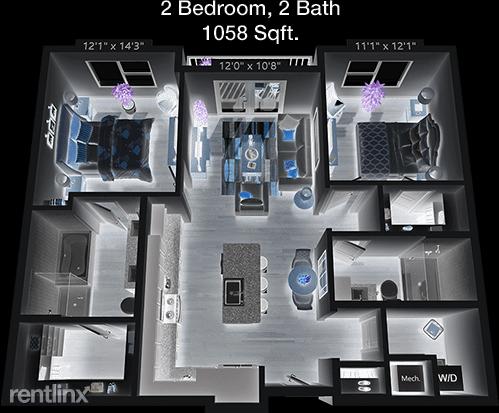 2 Bedrooms, Northeast Dallas Rental in Dallas for $1,770 - Photo 1