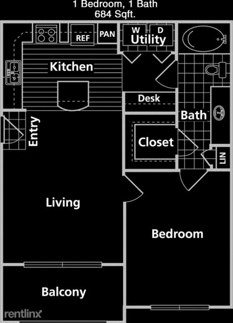 1 Bedroom, Texas City-League City Rental in Houston for $1,140 - Photo 1
