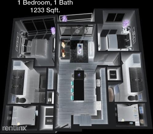 1 Bedroom, Downtown Houston Rental in Houston for $1,637 - Photo 1