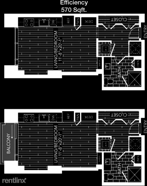 1 Bedroom, Downtown Houston Rental in Houston for $1,468 - Photo 1