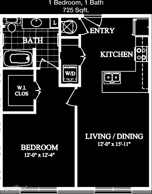 1 Bedroom, Rosenberg-Richmond Rental in Houston for $1,150 - Photo 1