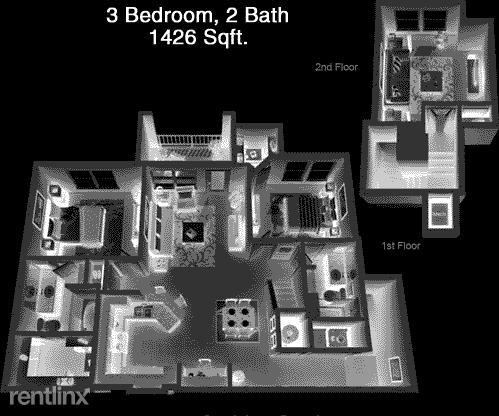 3 Bedrooms, Rosenberg-Richmond Rental in Houston for $1,673 - Photo 1