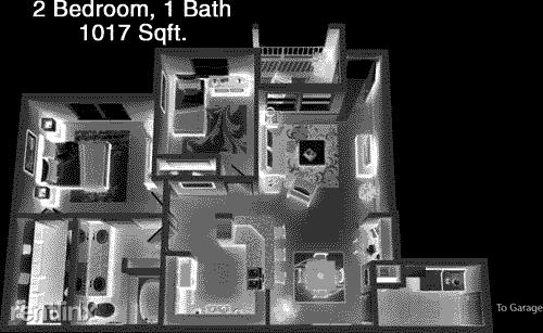 2 Bedrooms, Rosenberg-Richmond Rental in Houston for $1,467 - Photo 1