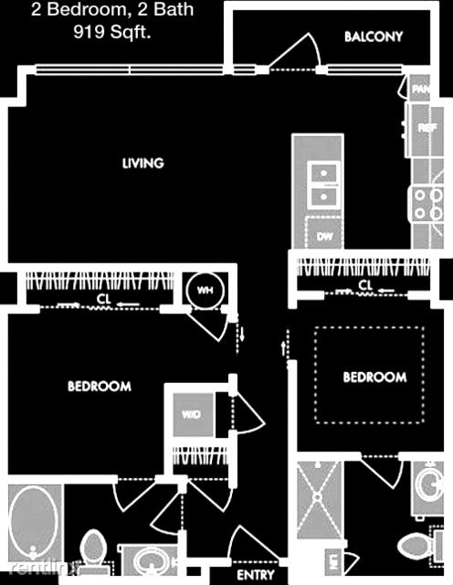2 Bedrooms, Montrose Rental in Houston for $2,378 - Photo 1
