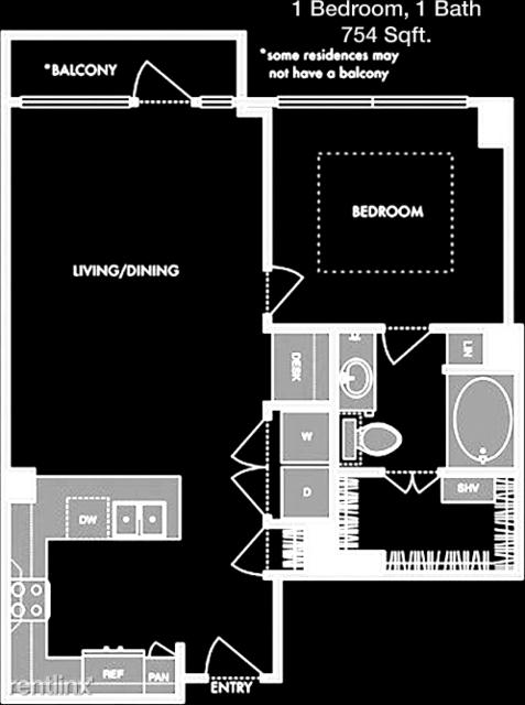 1 Bedroom, Montrose Rental in Houston for $1,992 - Photo 1
