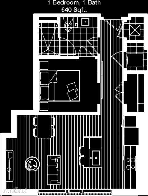 2 Bedrooms, Midtown Rental in Houston for $2,314 - Photo 1