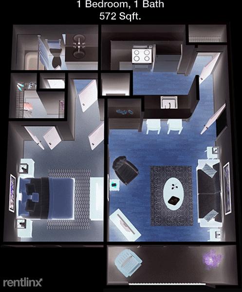 1 Bedroom, Sampson-Prospect Apts Rental in Houston for $1,010 - Photo 1