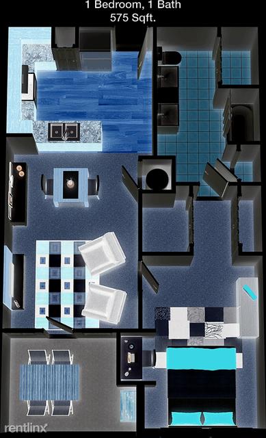 1 Bedroom, Meyer Park Rental in Houston for $994 - Photo 1