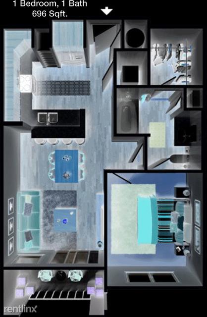 1 Bedroom, Central Southwest Rental in Houston for $1,097 - Photo 1
