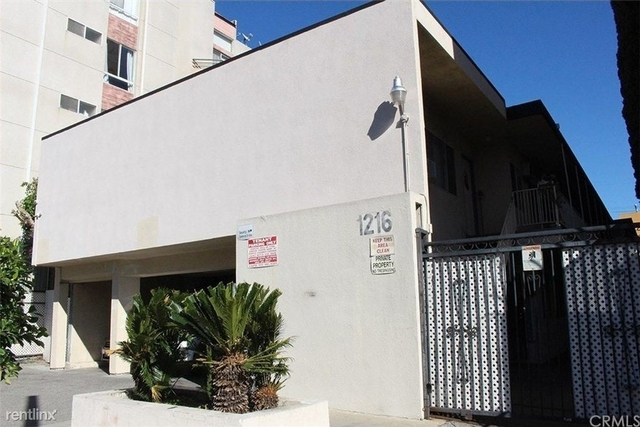 1 Bedroom, Central Hollywood Rental in Los Angeles, CA for $1,450 - Photo 1
