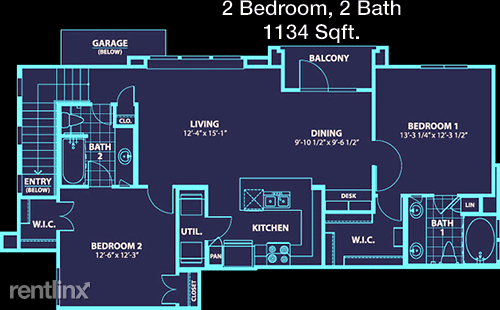 2 Bedrooms, Fulshear-Simonton Rental in Houston for $1,550 - Photo 1