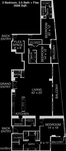 3 Bedrooms, Washington Avenue - Memorial Park Rental in Houston for $8,405 - Photo 1