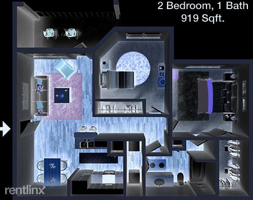 2 Bedrooms, Pasadena Rental in Houston for $1,300 - Photo 1