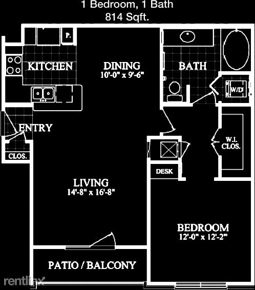 1 Bedroom, Vintage Lake Rental in Houston for $1,026 - Photo 1