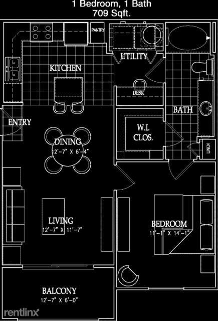 1 Bedroom, Stafford-Missouri City Rental in Houston for $990 - Photo 1