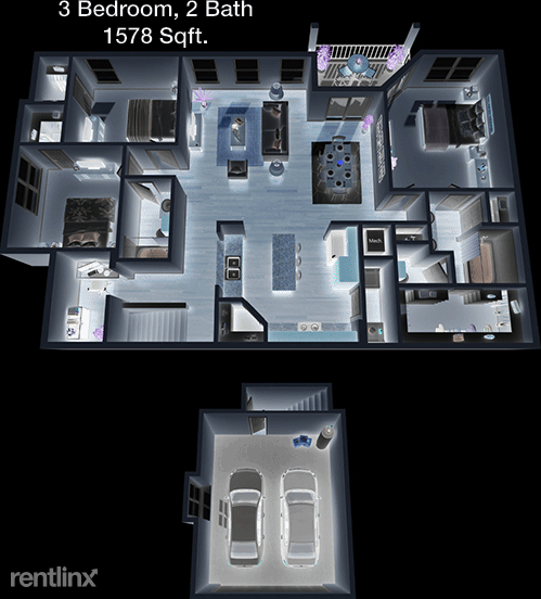 3 Bedrooms, Northwest Rockwall Rental in Dallas for $2,237 - Photo 1
