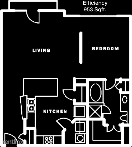 1 Bedroom, The Block Rental in Dallas for $1,267 - Photo 1