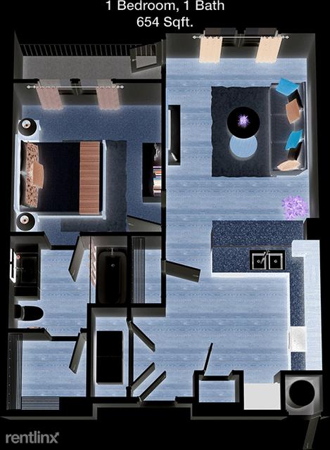 1 Bedroom, Northeast Dallas Rental in Dallas for $1,321 - Photo 1