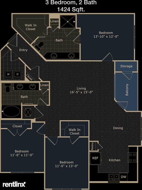 3 Bedrooms, Fulshear-Simonton Rental in Houston for $1,860 - Photo 1