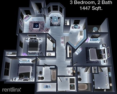3 Bedrooms, Kingwood Rental in Houston for $1,652 - Photo 1