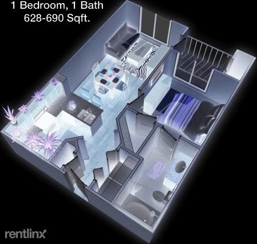 1 Bedroom, Energy Corridor Rental in Houston for $1,010 - Photo 1
