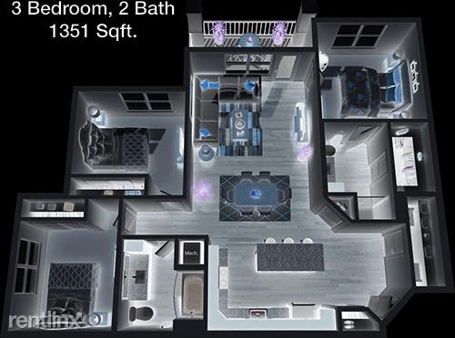 3 Bedrooms, Montgomery Rental in Houston for $1,665 - Photo 1