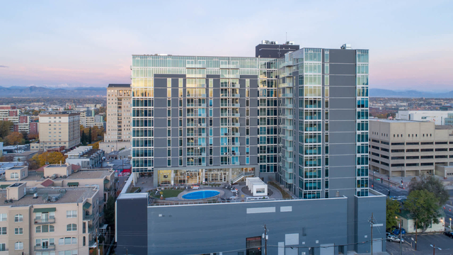 1 Bedroom, Golden Triangle Rental in Denver, CO for $2,205 - Photo 1