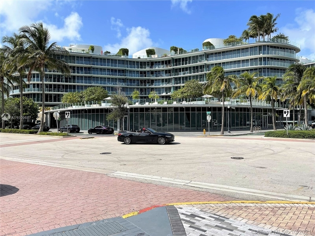 1 Bedroom, South Pointe Rental in Miami, FL for $7,500 - Photo 1