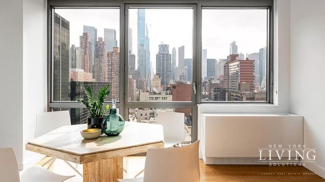 3 Bedrooms, Hell's Kitchen Rental in NYC for $8,100 - Photo 1