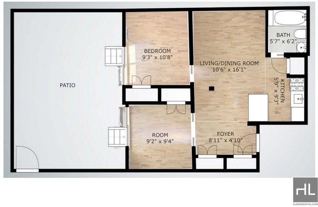 2 Bedrooms, Gramercy Park Rental in NYC for $5,775 - Photo 1