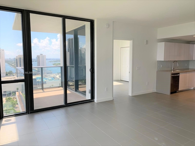 2 Bedrooms, Media and Entertainment District Rental in Miami, FL for $3,600 - Photo 1