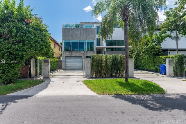 3 Bedrooms, Woodside Rental in Miami, FL for $12,000 - Photo 1