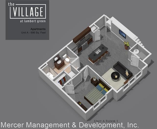1 Bedroom, Top Road Rental in Trenton, NJ for $1,500 - Photo 1