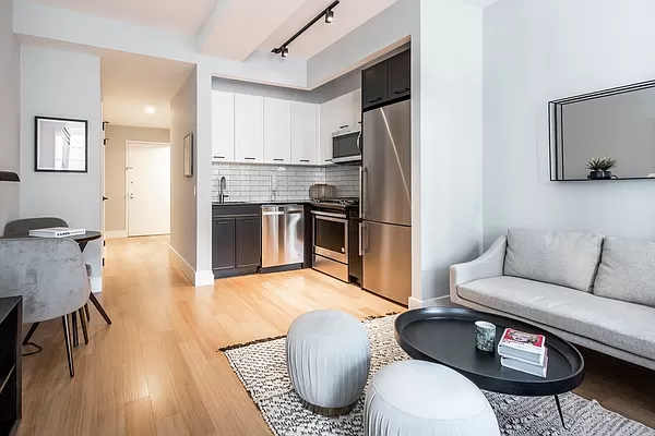 Studio, Financial District Rental in NYC for $3,522 - Photo 1