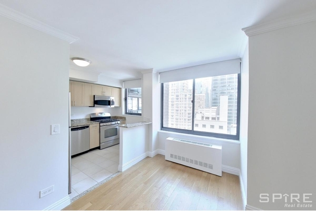 Studio, Theater District Rental in NYC for $3,245 - Photo 1