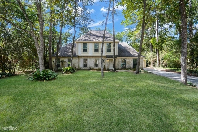 4 Bedrooms, Grogan's Mill Rental in Houston for $2,870 - Photo 1