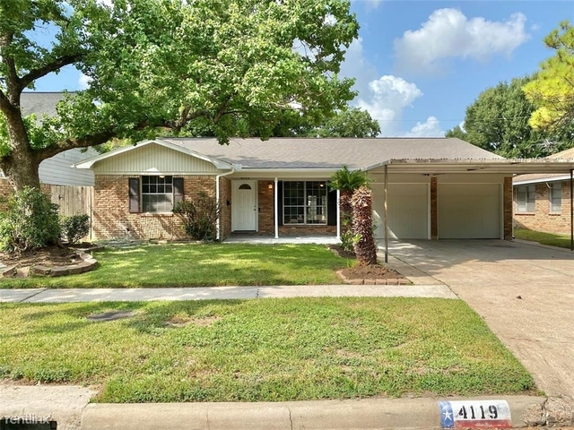 3 Bedrooms, Mangum Manor Rental in Houston for $2,760 - Photo 1