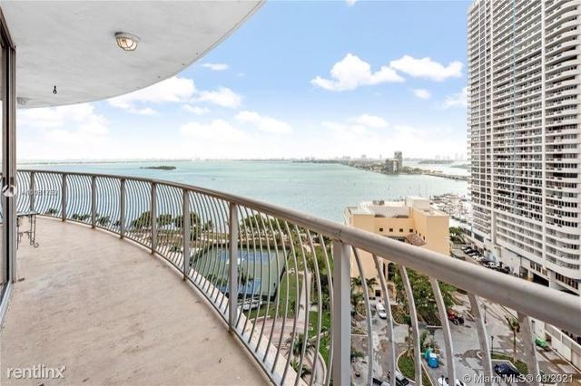 2 Bedrooms, Seaport Rental in Miami, FL for $4,300 - Photo 1