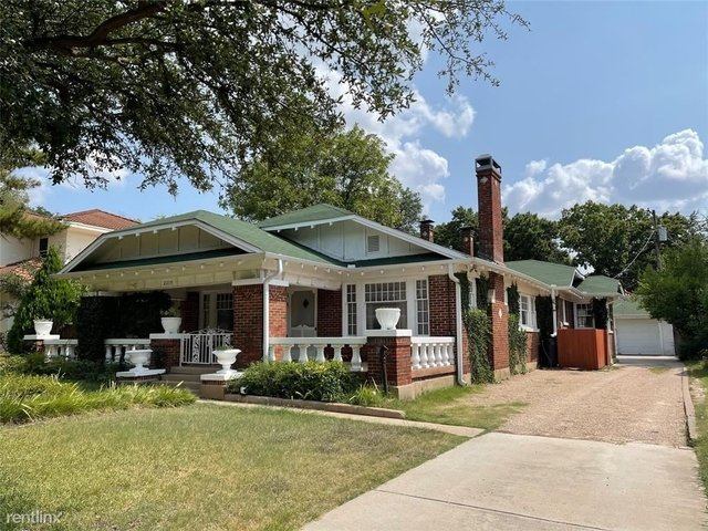 4 Bedrooms, Berkeley Place Rental in Dallas for $3,260 - Photo 1