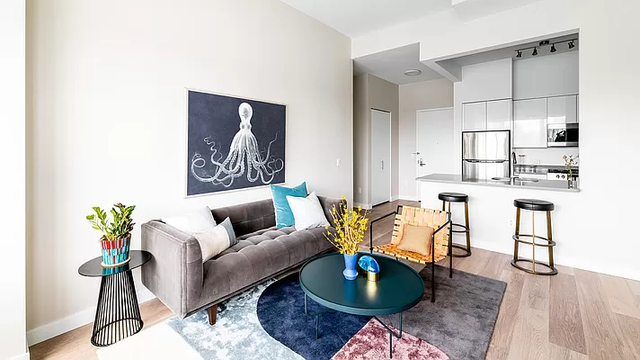 2 Bedrooms, Hunters Point Rental in NYC for $7,085 - Photo 1